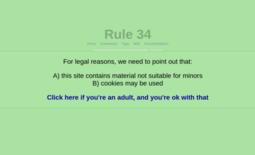 Rule 34 Paheal
