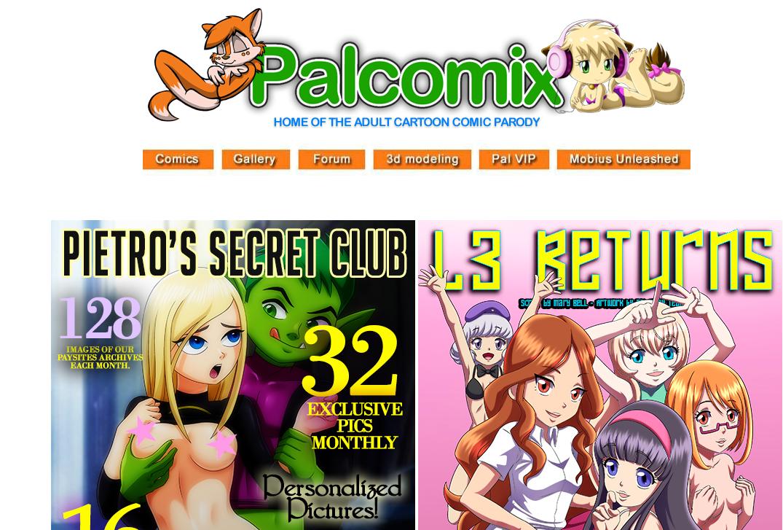 PalComix