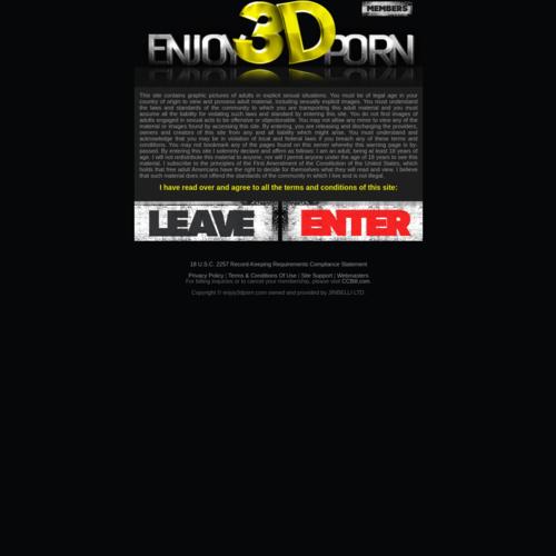 Enjoy3dporn