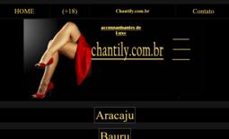 Chantily